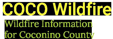 Coconino Wildfire